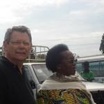 Athanasie, directrice de l'orphelinat et Michel
